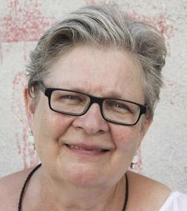 Lisbeth Tolstrup. Foto: Lars Pryds