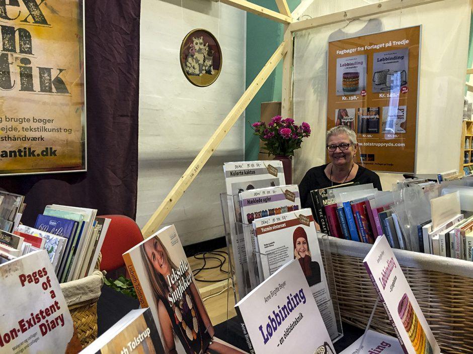 Københavns strikkefestival, #knitwork16, i Kulturhuset Indre By, Charlotte Ammundsens Plads 3, 1359 København V. Foto: Lars Pryds